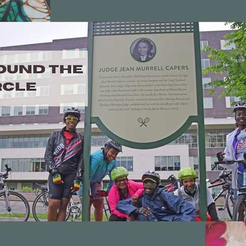Juneteenth Bicycle Ride Around the Circle