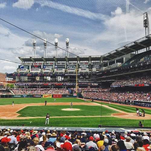 Cleveland Indians VS. St. Louis Cardinals