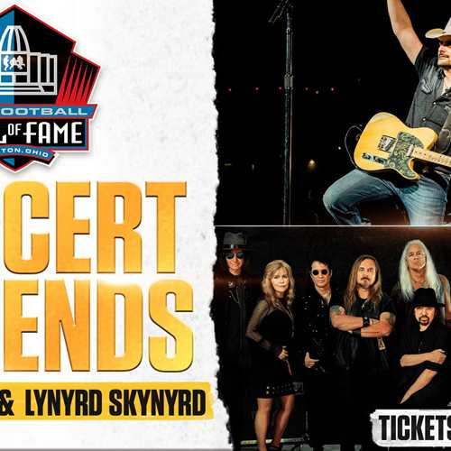 2021 Concert for Legends Feat. Brad Paisley and Lynyrd Skynyrd