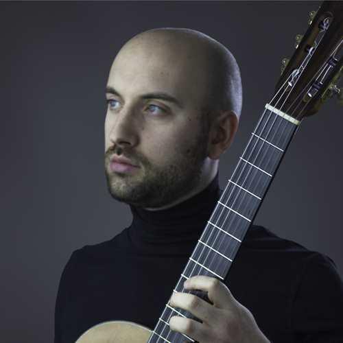 Emanuele Buono in Concert (online)