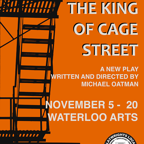 King of Cage Street