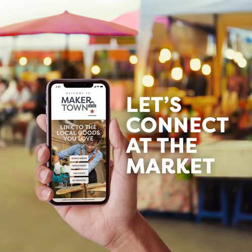 Maker Town™ Market