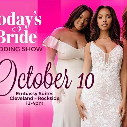 Today's Bride October Wedding Show - Cleveland