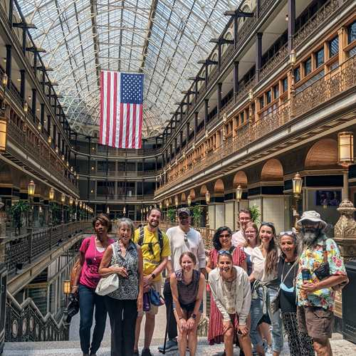 Guided Walking Tour: Downtown Highlights
