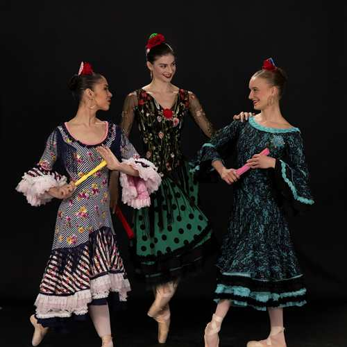 Cleveland Ballet - Excerpts from Don Quixote