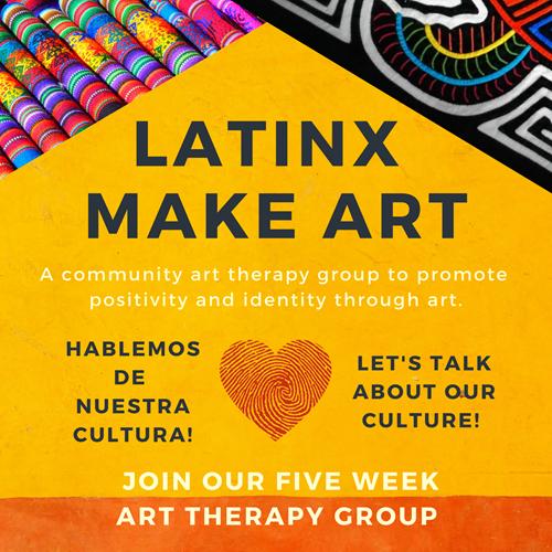 Latinx Make Art - Adult