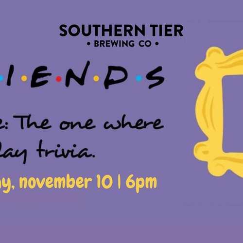 "STBC ""Friends"" Trivia Night"