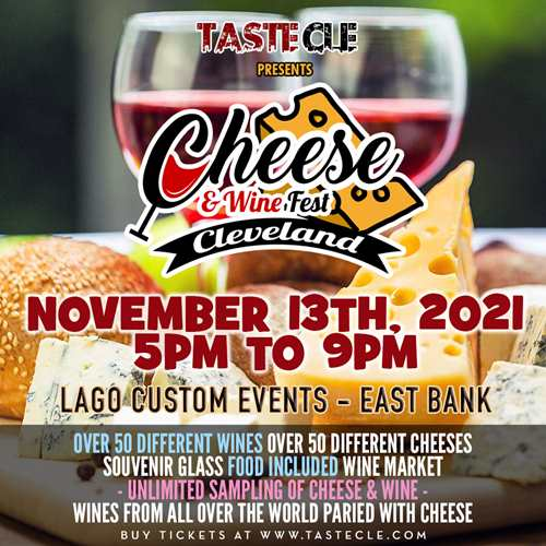 Cheese & Wine Fest Cleveland
