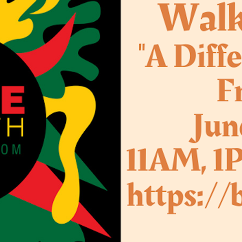 Juneteenth Walking Tour: A Different Fight for Freedom