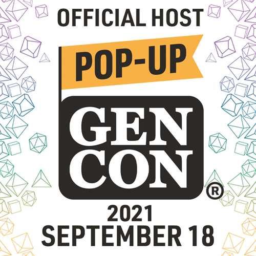 Pop-Up Gen Con 2021
