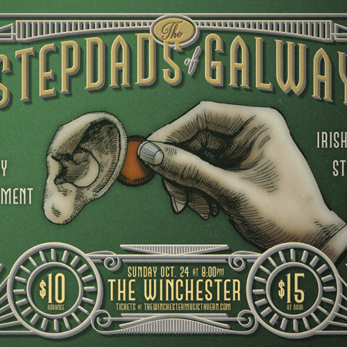 The Stepdads of Galway Live at the Winchester