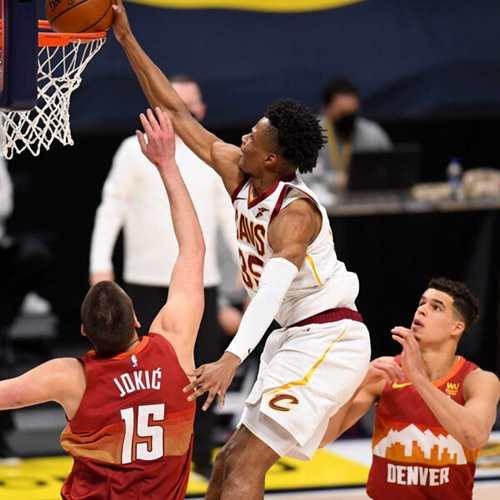 Cleveland Cavaliers vs. Denver Nuggets
