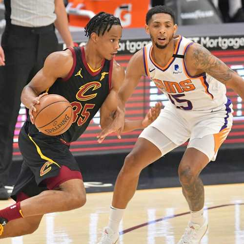 Cleveland Cavaliers vs. Phoenix Suns