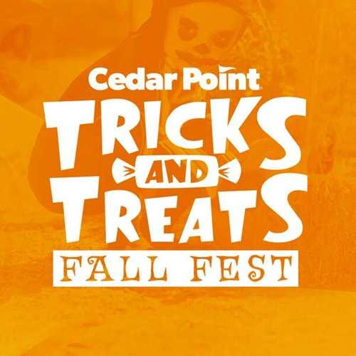 Tricks & Treats Fall Fest at Cedar Point