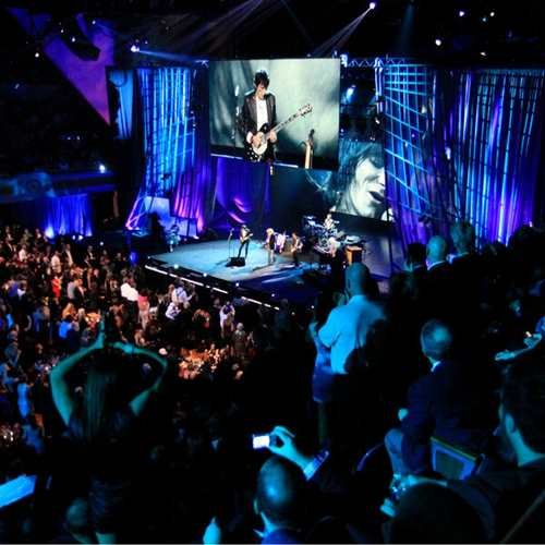 36th Annual Rock & Roll Hall of Fame Induction Ceremony