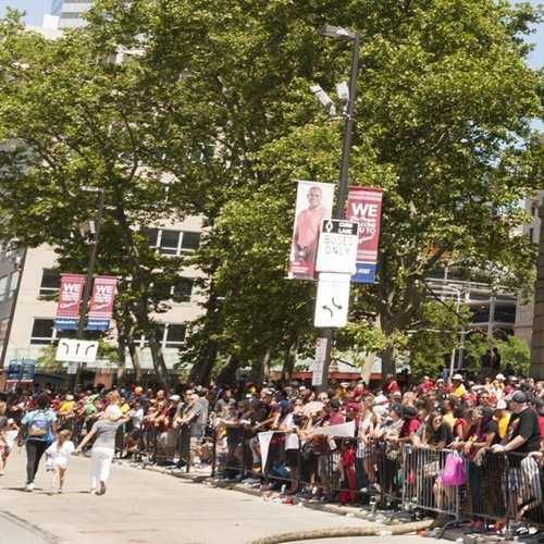 All-Star Red Carpet Show Parade
