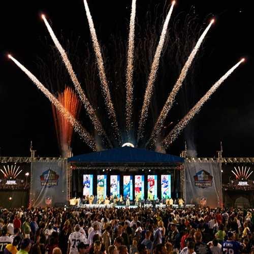 2021 Pro Football Hall of Fame Enshrinement Festival