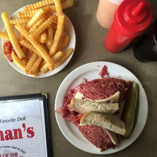 Corned Beef Blitz: 12 of CLE's Best