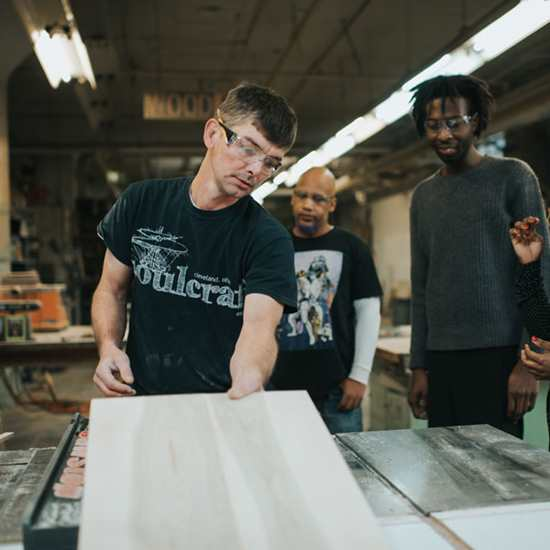Hands-On Group Tour Experiences in Cleveland