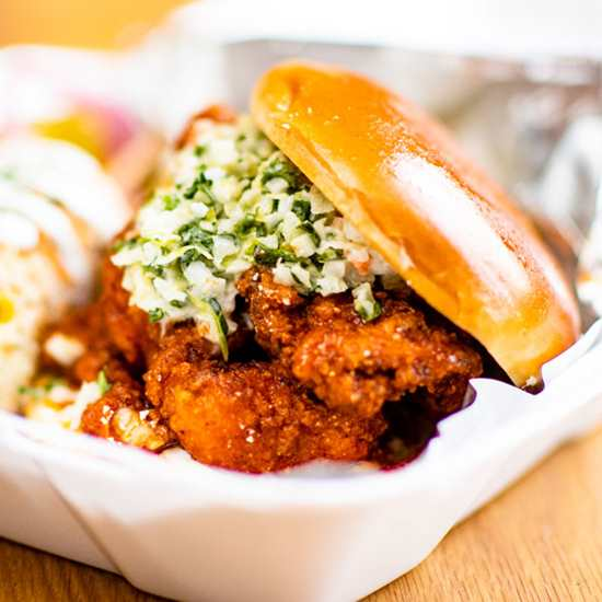 Bring the Heat: Fried Chicken and Wing Joints in Cleveland