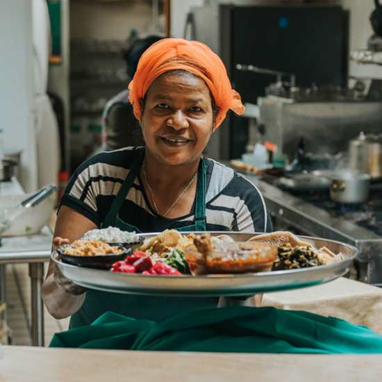 Where to Eat African Cuisine in Cleveland