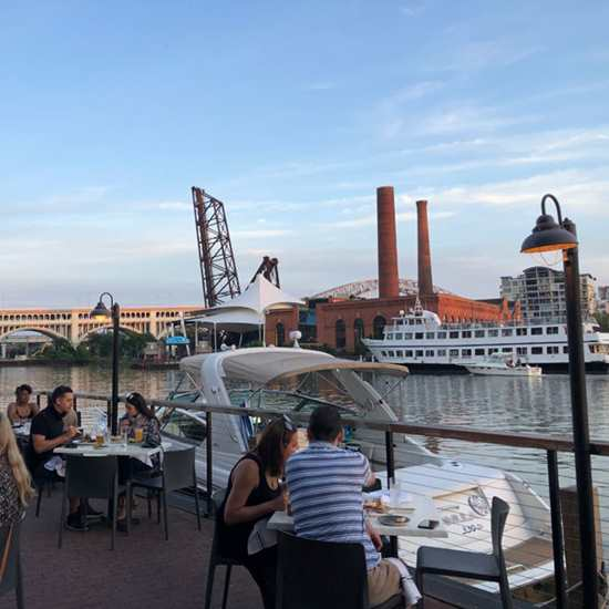 Cleveland's Waterfront Offers Amazing Views (and Food)