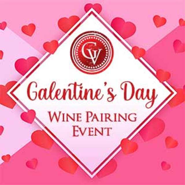 Galentine's Day Wine Pairing Event