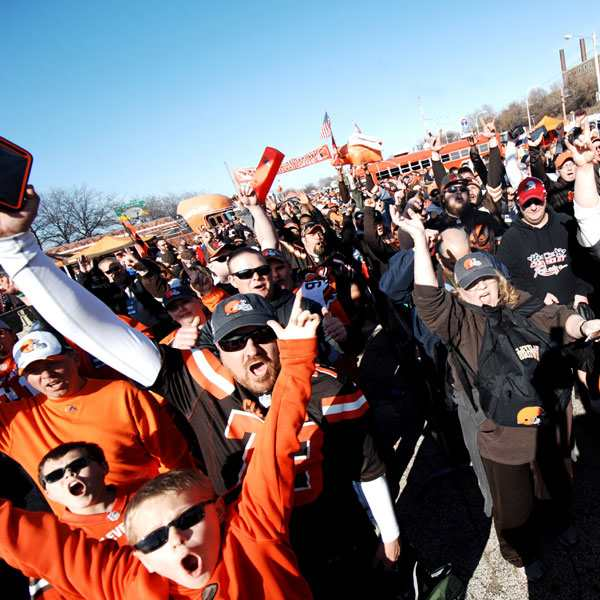 Cleveland Named One of the 10 Best NFL Tailgating Destinations