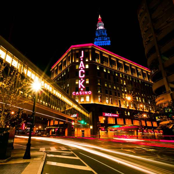 Casinos, Racinos and Slots in CLE