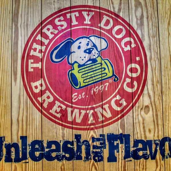 Thirsty Dog Brewing Company
