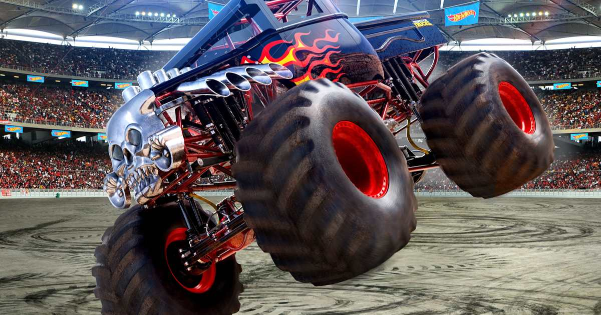 Hot Wheels Monster Trucks Live Wolstein Center Cleveland Oh This Is Cleveland