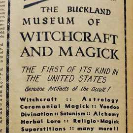 Buckland Museum of Witchcraft & Magick