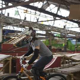 Ray's MTB Indoor Bike Park
