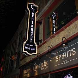 The Clevelander Bar