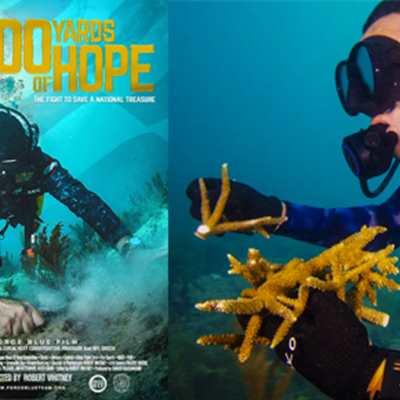 Online World Premiere: 100 Yards of Hope
