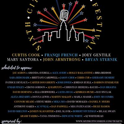 Sixth City Comedy Festival