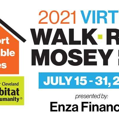Cleveland Habitat Virtual Walk/Run/Mosey