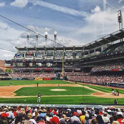 Cleveland Indians VS. Baltimore Orioles