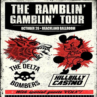 The Delta Bombers, Hillbilly Casino, Volk
