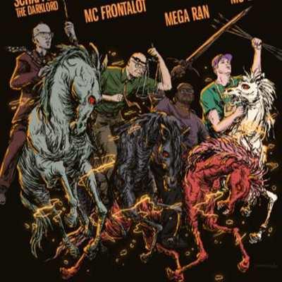 MC Lars & Mega Ran & MC Frontalot & Schaffer The Darklord