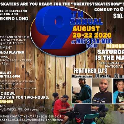 9th Annual GreatestSkateShow