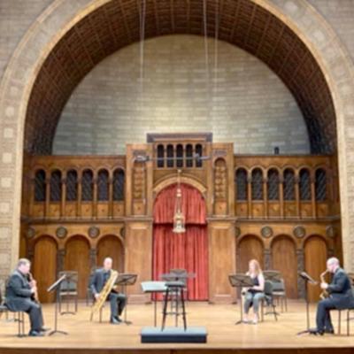 The Neo-Tessares Saxophone Quartet