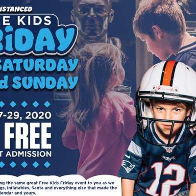 2020 Free Kids Friday