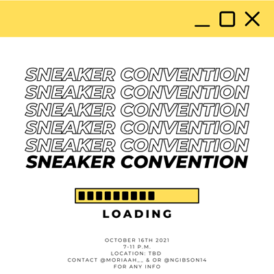 Cleveland Sneaker Convention
