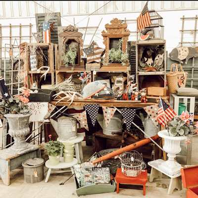 """Vintage Market Days® Cleveland presents """"Among the Wildflowers"""""""