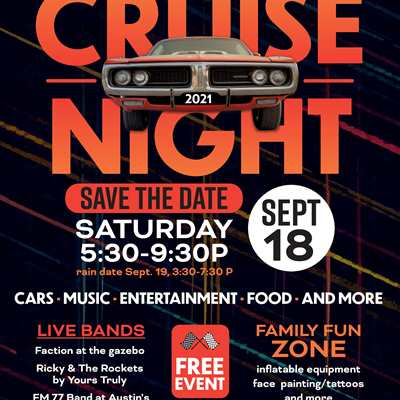 Mayfield Village Family Cruise Night 2021