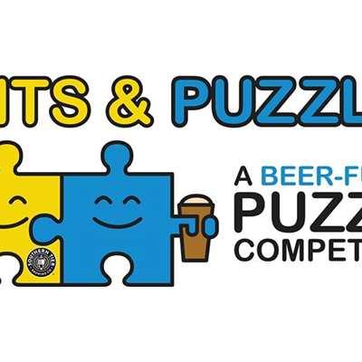 Pints & Puzzles