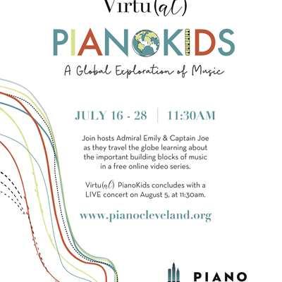 Virtual PianoKids