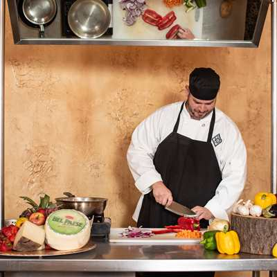 Cucina Demo – Classic Seafood