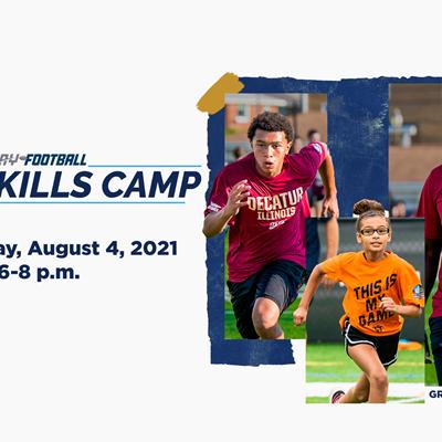 2021 Play Football Skills Camp